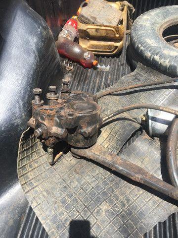 Motor 352 caixa direção hidráulica