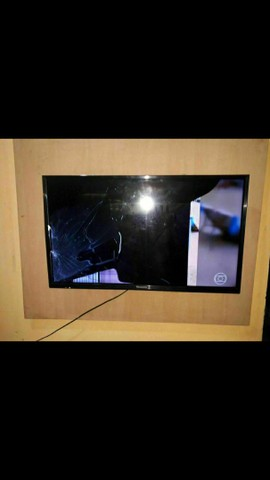 TV Panasonic displey quebrado - Foto 2