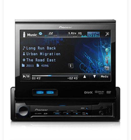 "DVD Player Automotivo Tela 7"", USB, SD e Entrada Auxiliar AVH-5480DVD - Pioneer"""