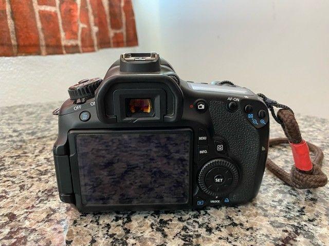 Canon 60D Corpo Mais 2 Baterias 38k Clicks - Foto 4