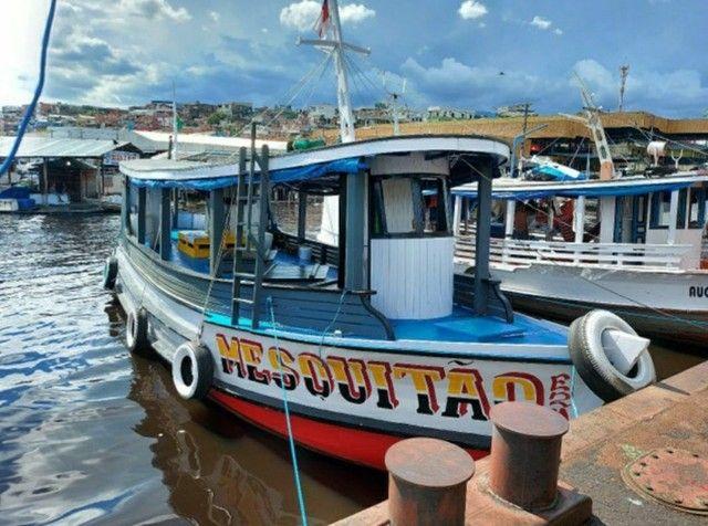 Barco pronto para negócio  - Foto 2