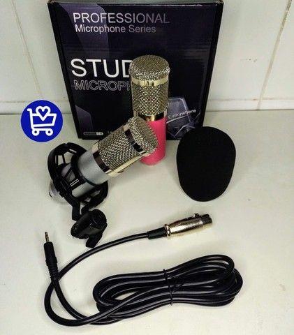 *Microfone Condensador Profissional * - Foto 6