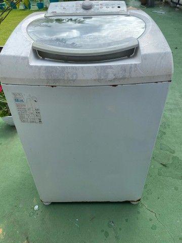 Máquina de lavar roupa Brastemp