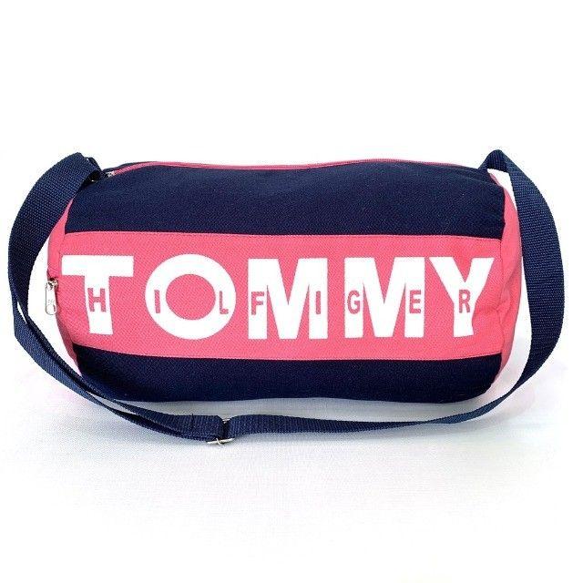 Bolsa Tommy Hilfiger - Grande/Média Academia Treino Viagem - Foto 5