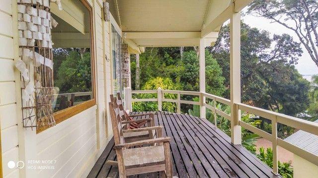 Magnifica casa residencial com praia particular para venda com 500 metros quadrados com 4  - Foto 9