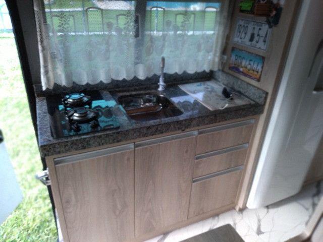 Motor casa trailer - Foto 13