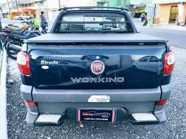 Strada Working cd 1.4 2016 financiamos e pegamos seu usada na troca  - Foto 7