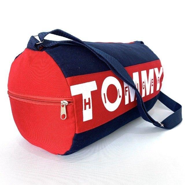 Bolsa Tommy Hilfiger - Grande/Média Academia Treino Viagem - Foto 6