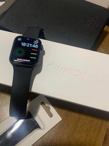 Apple Watch Serie 5 44mm Celular + GPS Leia Descrição - Foto 6