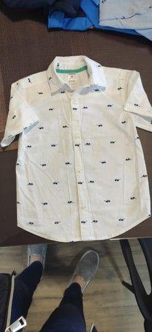 Camisas Carter´s Tam 4 - dos Estados Unidos - Foto 3
