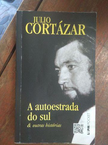 Livro Júlio cortazar
