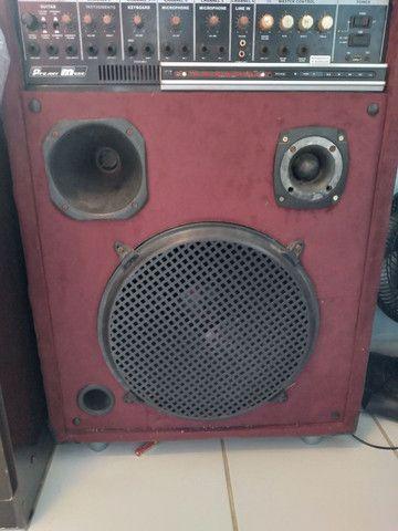 caixa de som  com blutufi