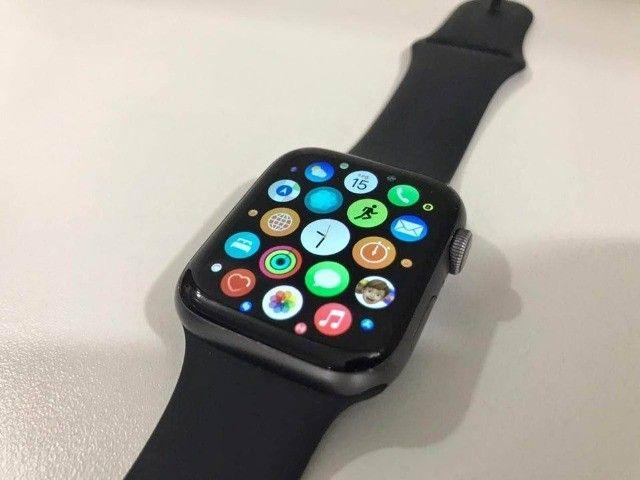 Apple Watch Serie 5 44mm Celular + GPS Leia Descrição - Foto 2