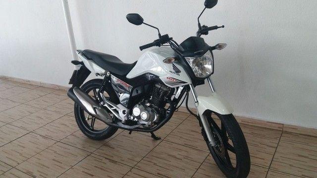 Honda fan 160 2018 personalizada