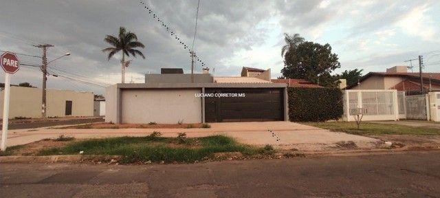 CAMPO GRANDE - Casa Padrão - Santo Antônio