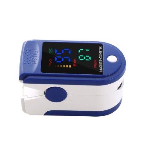 Oxímetro de Dedo / Oximetro de Pulso / Batimento Cardíaco / Oxigenação Novo - Foto 5