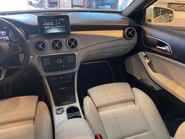Mercedes-Benz GLA 200 1.6 Advance 2016/2016 Bancos interior bege ,Configuração Linda - Foto 10