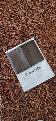 Carteira Calvin Klein - Original!!! - Foto 2