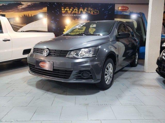 VW - Voyage Trendline 1.0 2018 GNV - Foto 4