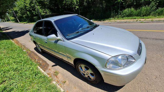 Civic ex manual raridade  - Foto 3