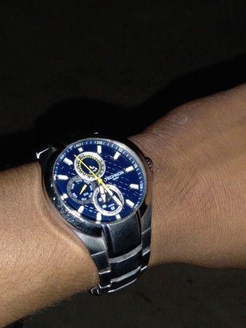 Relógio technos aprova d'agua/novo - Foto 2