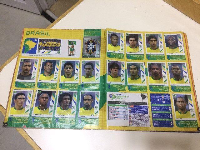 Álbum de figurinha da Copa do Mundo de 2006 - Completo - Foto 3