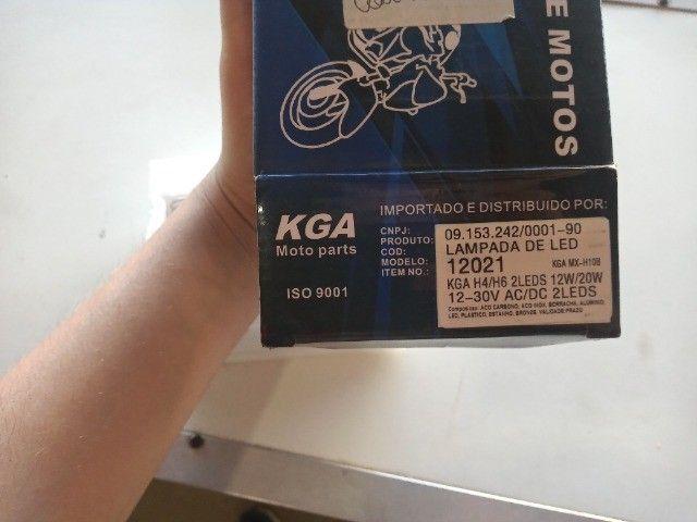 Lâmpada 2 Leds Marca: KGA
