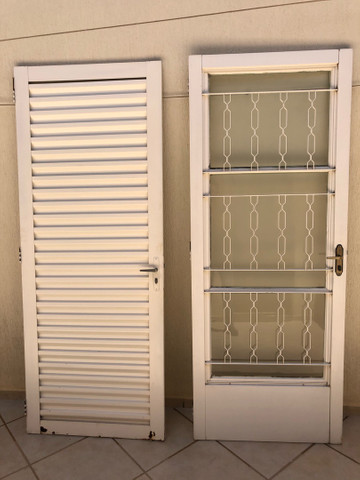 Vendo duas portas - Foto 2