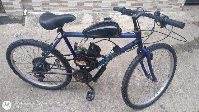 Bicicleta Motorizada - Foto 2