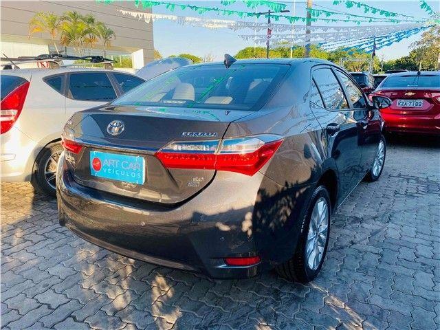Toyota Corolla 2018 2.0 xei 16v flex 4p automático - Foto 5