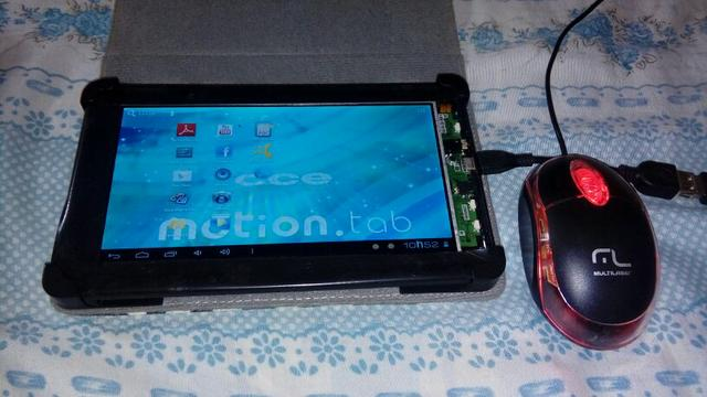 Tablet cce motion