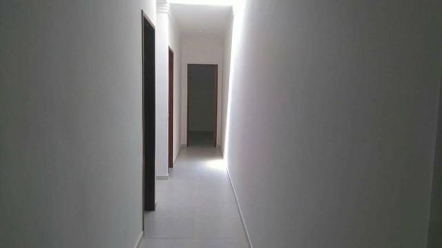 Casas planas no Eusébio, 3 quartos 2 Suites 4 vagas - Foto 10