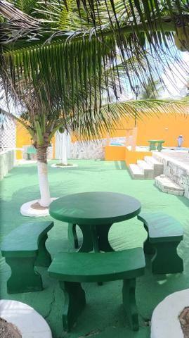 Casa DUPLEX à BEIRA MAR com PISCINA . 7 SUÍTES. Estrutura para POUSADA ou Residência - Foto 4