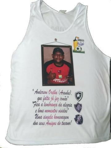 Camiseta Personalizada Sublimada - Foto 4
