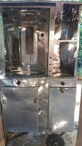 Maquina de shawarma