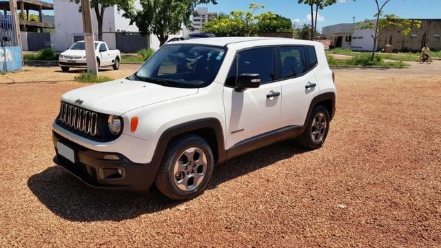 Ágio Jeep Renegade Sport Automático