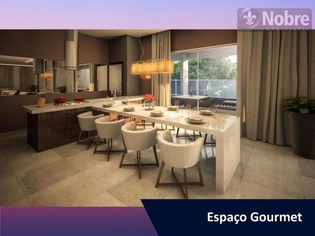 Apartamento com 3 dormitórios à venda, 113 m² por r$ 652.300 - plano diretor sul - palmas/ - Foto 5