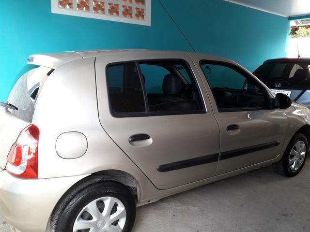 Renault Clio Expression praticamente zero, versão mais completa - Foto 10
