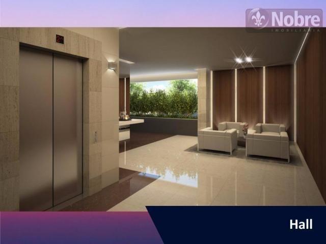 Apartamento com 3 dormitórios à venda, 113 m² por r$ 652.300 - plano diretor sul - palmas/ - Foto 12