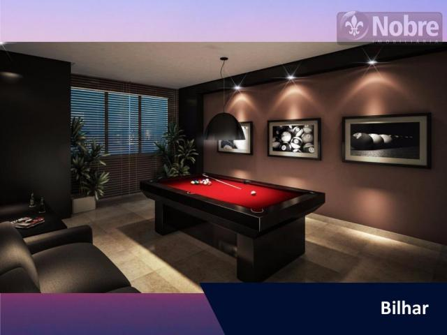Apartamento com 3 dormitórios à venda, 113 m² por r$ 652.300 - plano diretor sul - palmas/ - Foto 9
