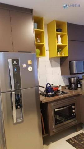 Apartamento mobiliado à venda, cachoeira do bom jesus, florianópolis, marine home resort. - Foto 10