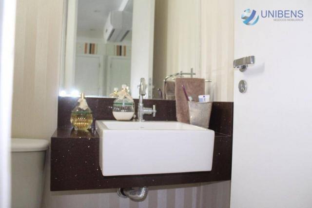 Apartamento mobiliado à venda no marine home resort - cachoeira do bom jesus, florianópoli - Foto 6