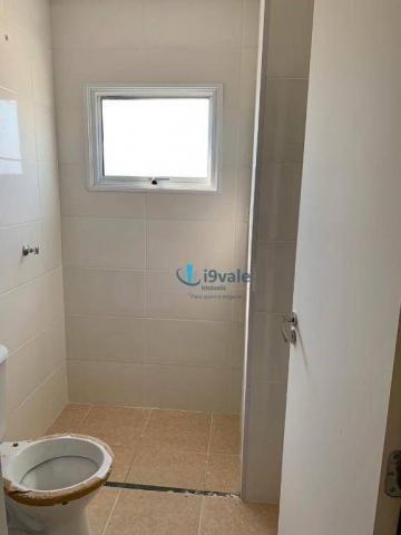 Apartamento com 2 dormitórios à venda, 56 m² por r$ 198.000 - jardim santa maria - jacareí - Foto 4