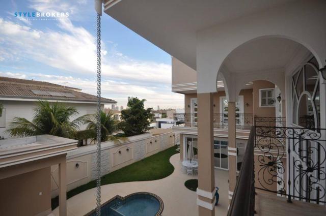 Sobrado no Condomínio Alphaville 1 com 5 dormitórios à venda, 692 m² por R$ 5.500.000 - Lo - Foto 7