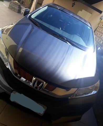 Vendo carro Honda city em perfeito estado
