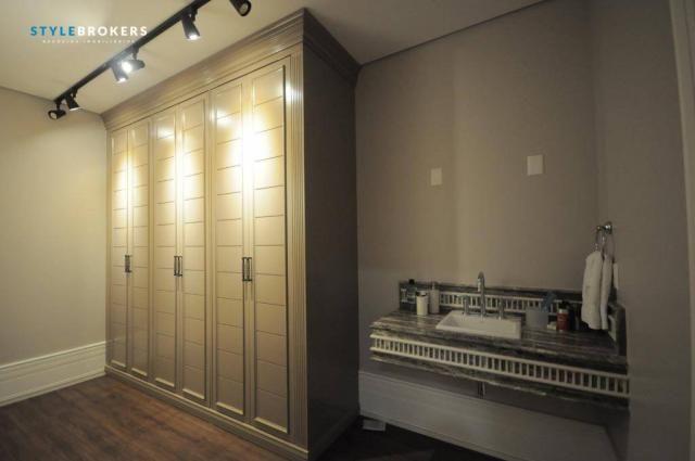 Sobrado no Condomínio Alphaville 1 com 5 dormitórios à venda, 692 m² por R$ 5.500.000 - Lo - Foto 14