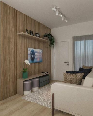 Saia já do aluguel, casas com acabamento de qualidade - Foto 2
