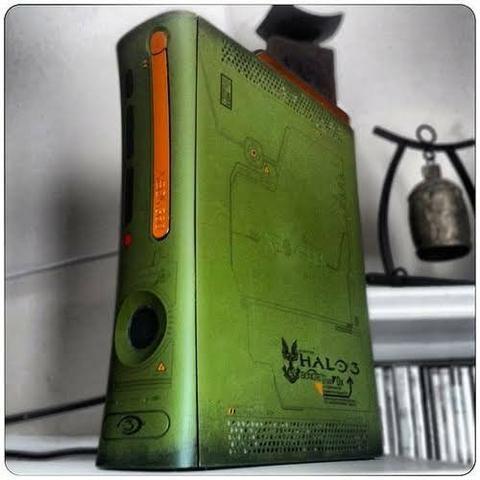 Xbox 360 halo 3 edition - Foto 3