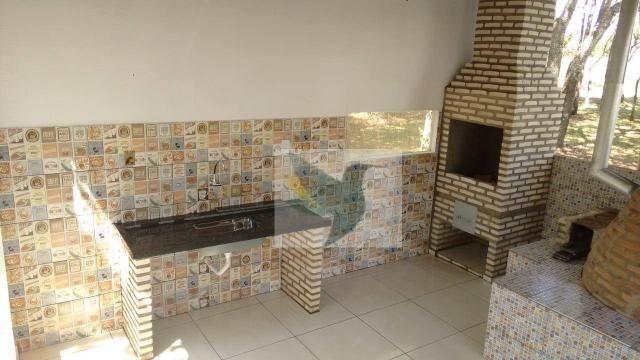 Chácara com 3 dormitórios à venda, 20000 m² por r$ 1.350.000,00 - centro - chapada dos gui - Foto 13