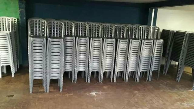 Mesas/cadeiras 100 - Foto 3